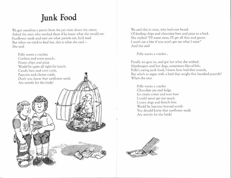junk junk food essay Junk and fast food essaysmany people eat not only when it is pre-set meal time, but also when they have spare time junk food allows people to eat without planning, without dressing up.